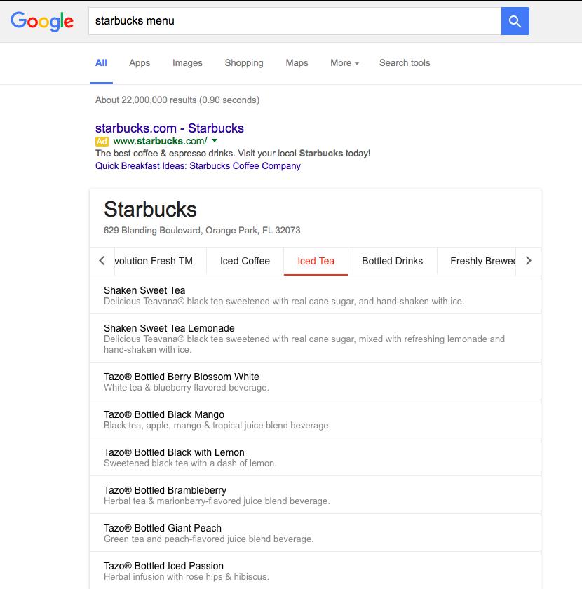 starbucks-menu-google