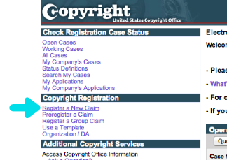 copyright-register-new-claim