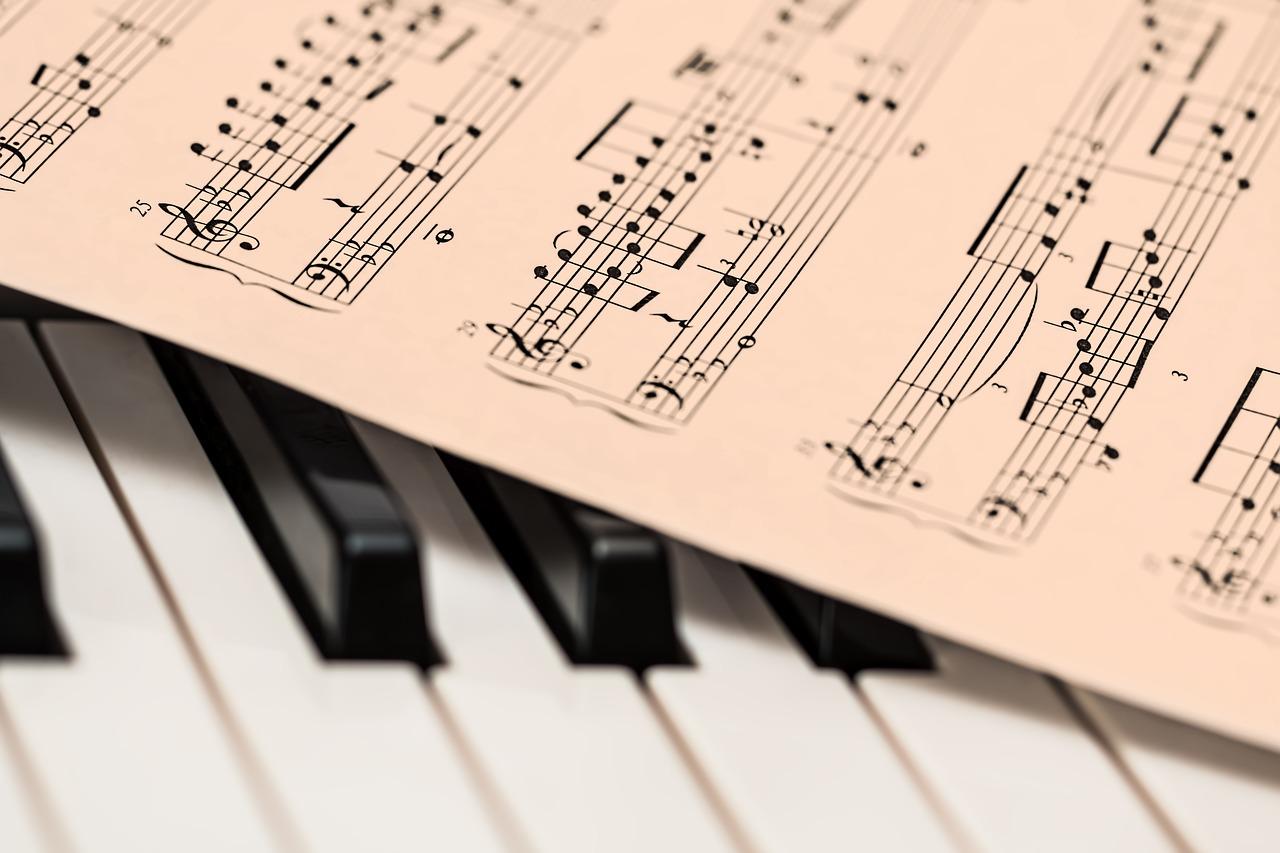 popsong noten band