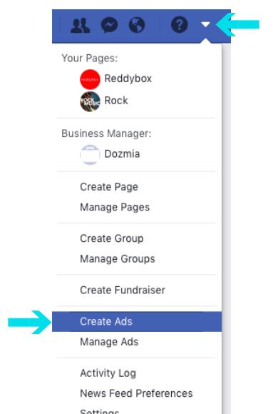 create-ads-on-facebook