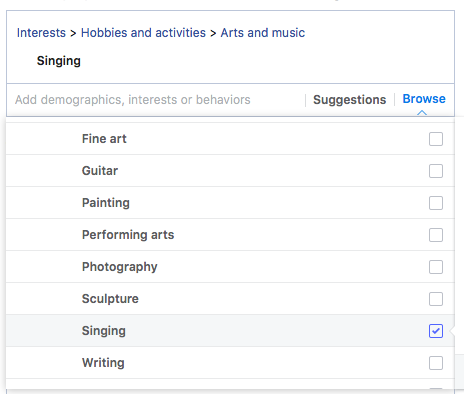facebook-ads-target-by-instrument