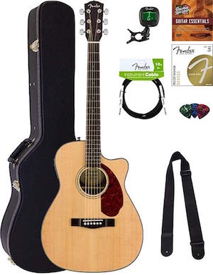 fender-cc-140sce-concert-acoustic-electric-guitar