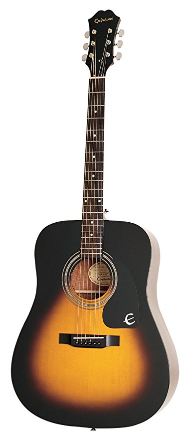 buy the Epiphone DR-100 acoustic guitar